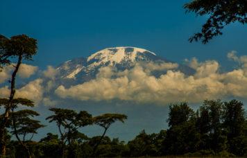 Kilimanjaro massif