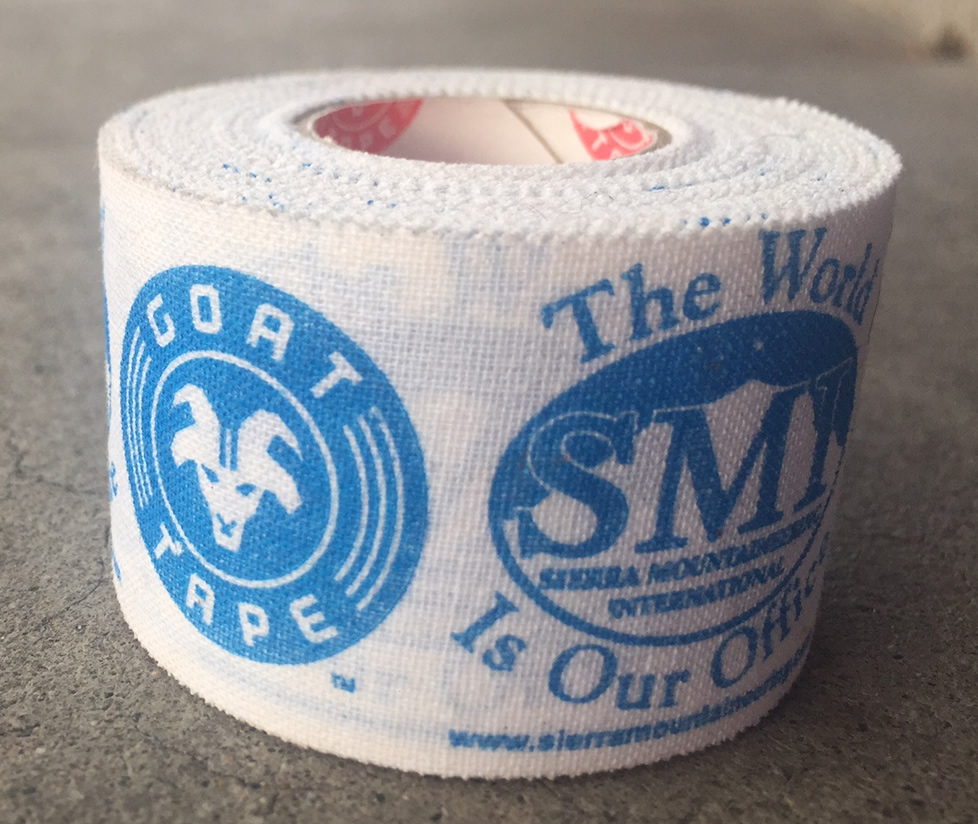 SMI Goat Tape Front View