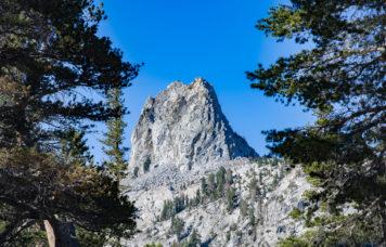 Crystal Crag's North Arete