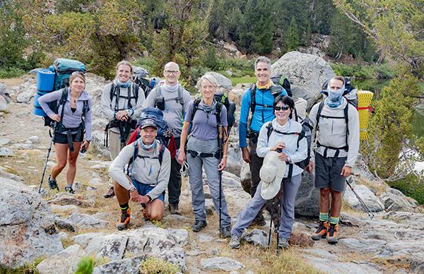 The Devils Crag team