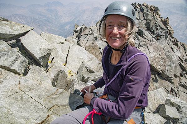 Kathy Rich summit photo