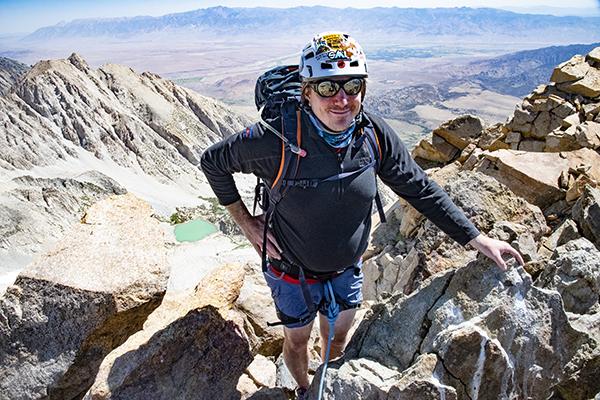 Ben Novak Mt. Humphreys summit