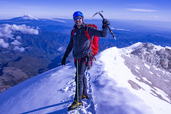 Training For Mountaineering, Kurt Wedberg
